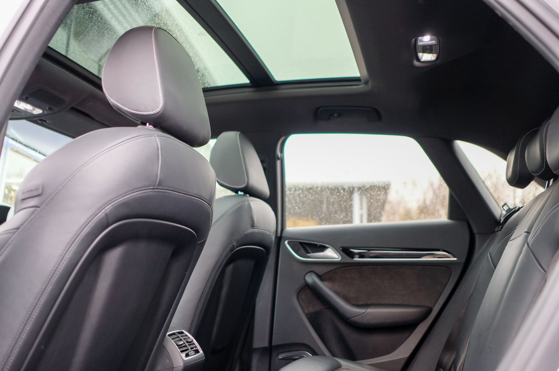 Audi Q3 2.0T FSI Quattro Black Edition 5dr S Tronic - Panoramic glass sunroof image 18