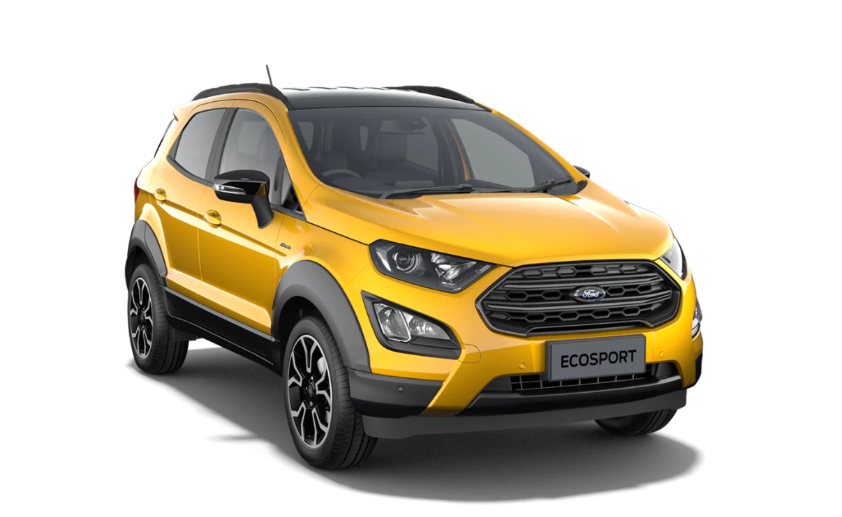 Ford EcoSport 1.0 EcoBoost 125PS Active