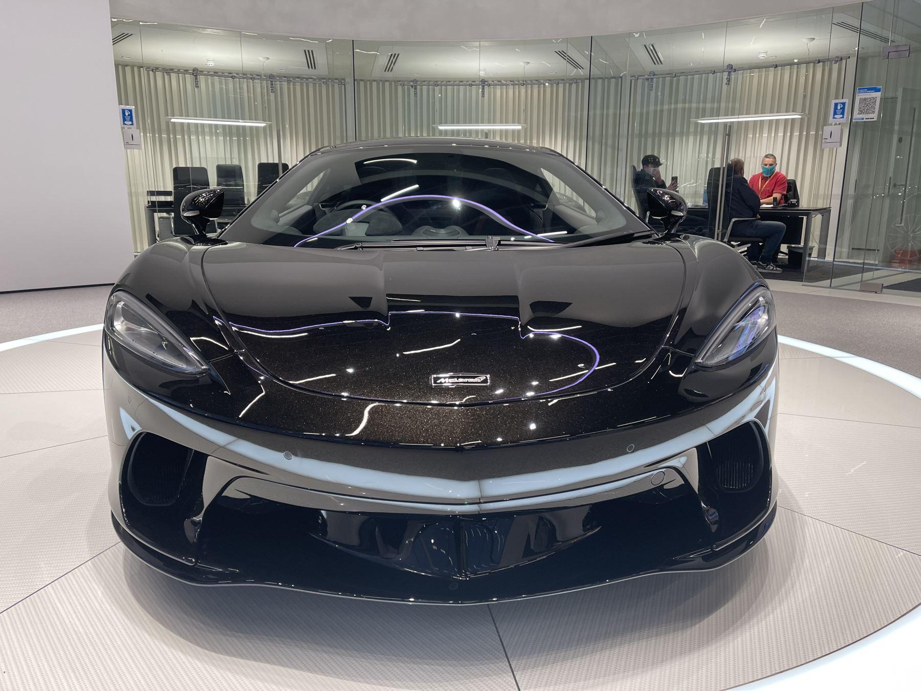 McLaren GT 4.0 V8 2dr image 2