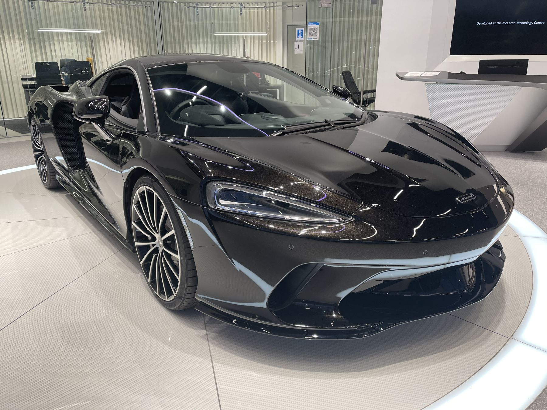 McLaren GT 4.0 V8 2dr Automatic 3 door Coupe (2021)