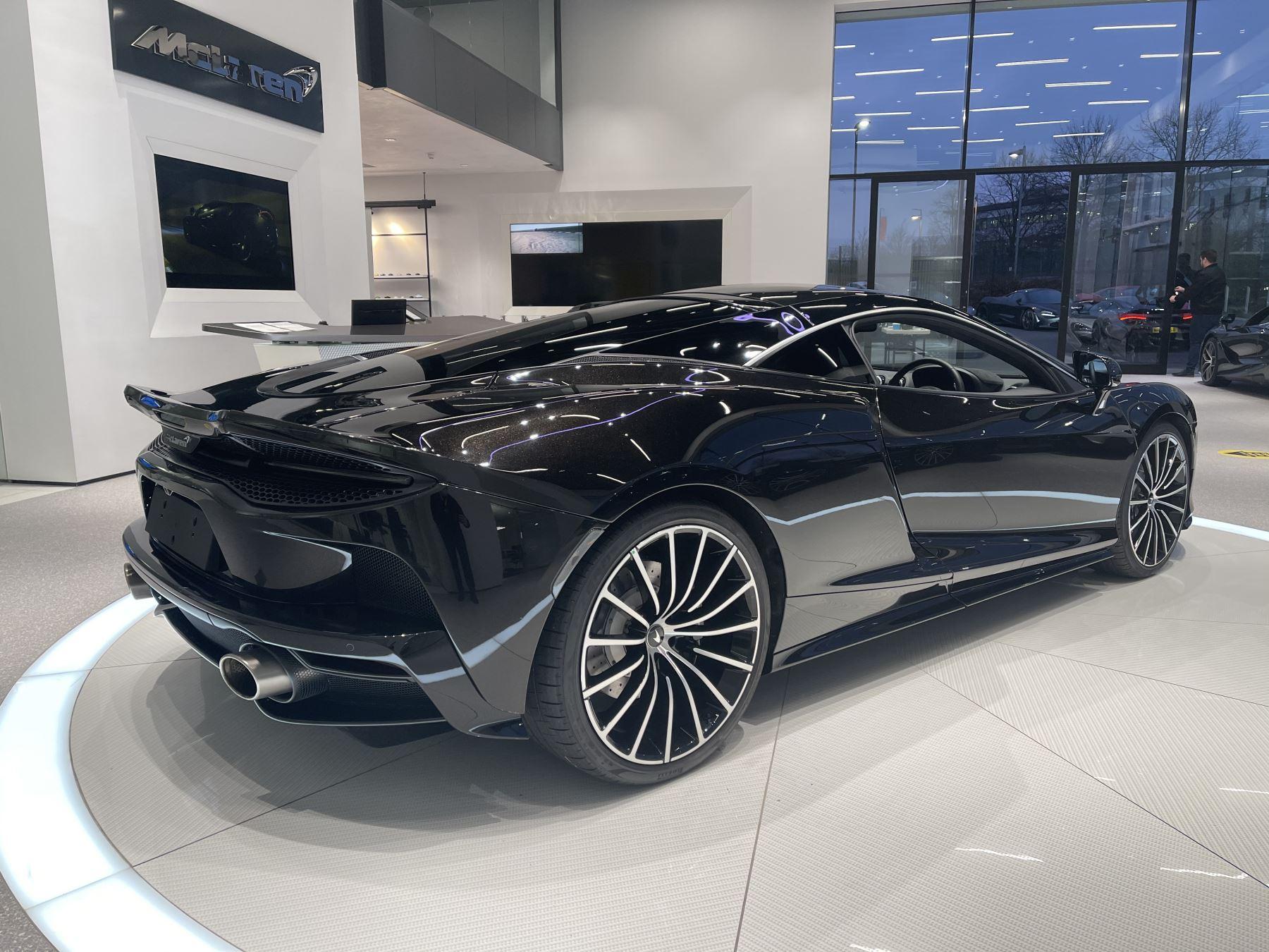 McLaren GT 4.0 V8 2dr image 5