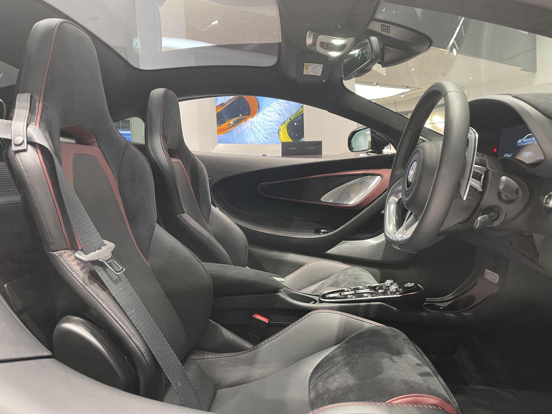 McLaren GT 4.0 V8 2dr image 13