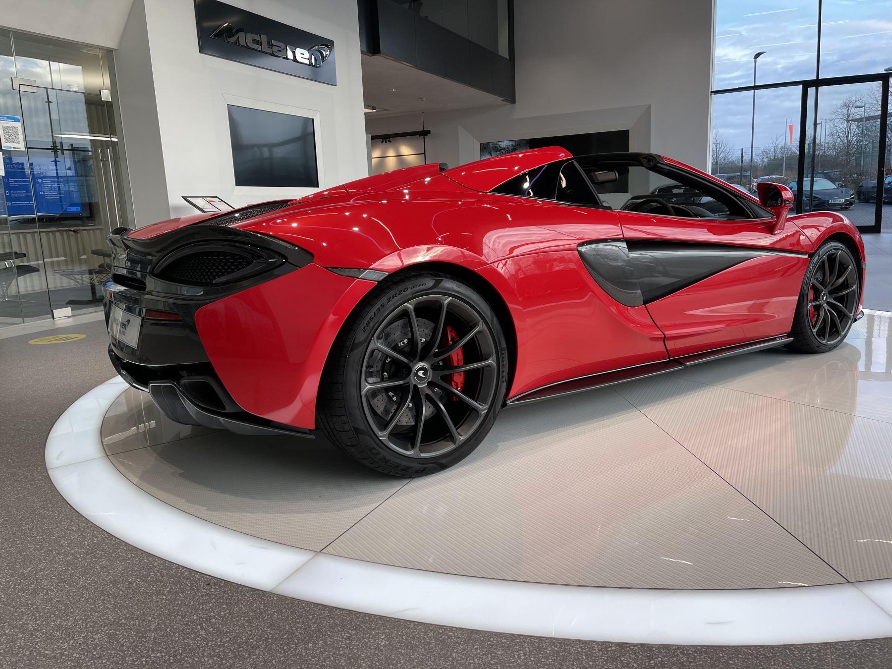 McLaren 570S Spider SSG  image 6
