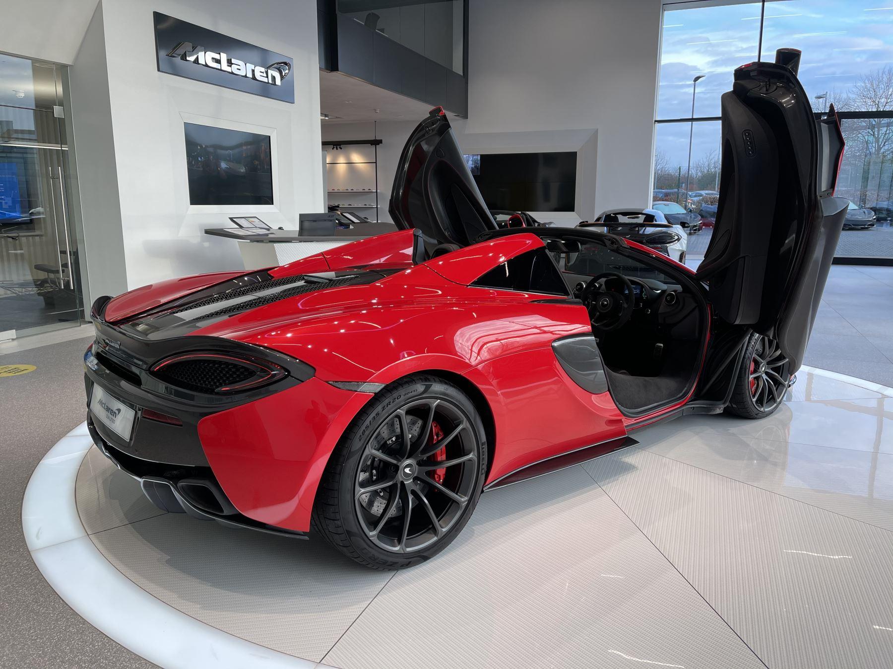 McLaren 570S Spider SSG  image 14