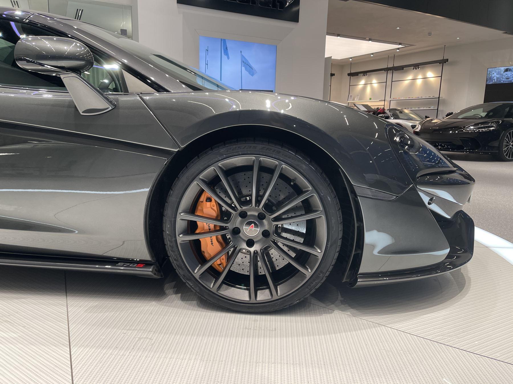 McLaren 570S Spider V8 2dr SSG image 3