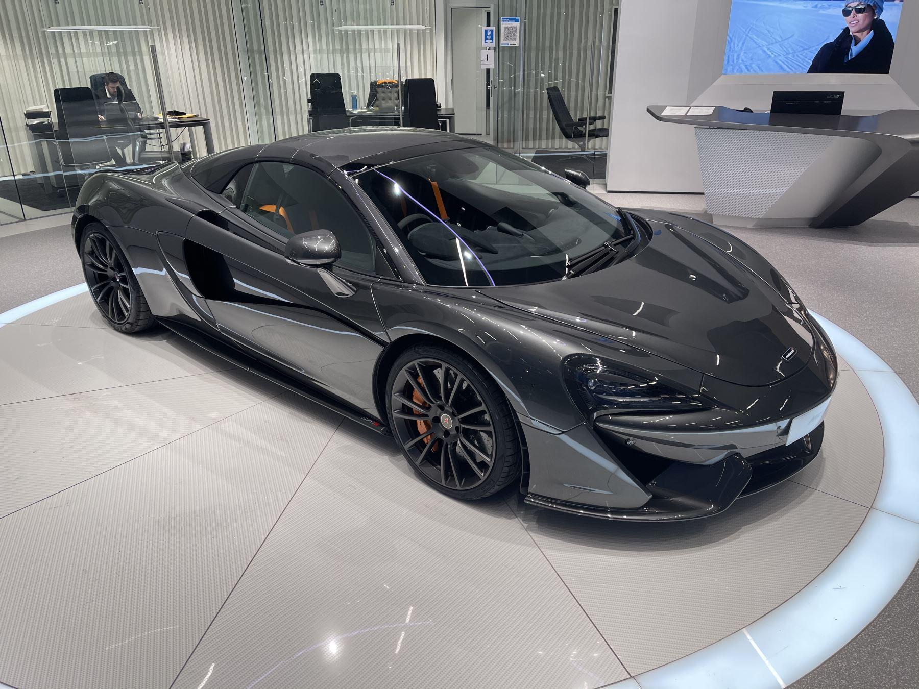McLaren 570S Spider V8 2dr SSG image 4