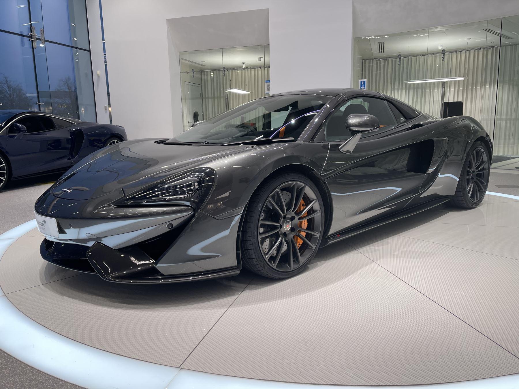 McLaren 570S Spider V8 2dr SSG image 13