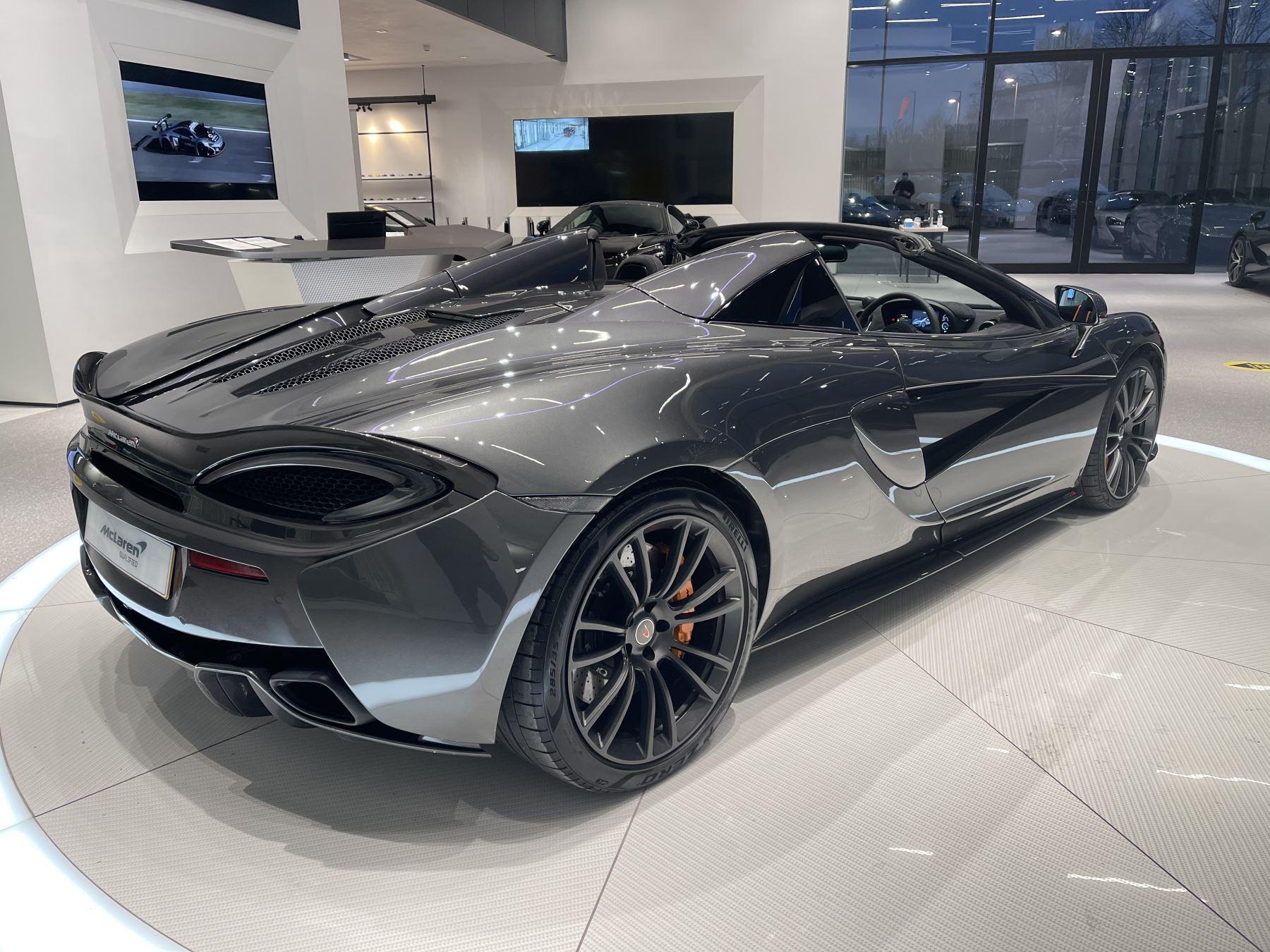 McLaren 570S Spider V8 2dr SSG image 15