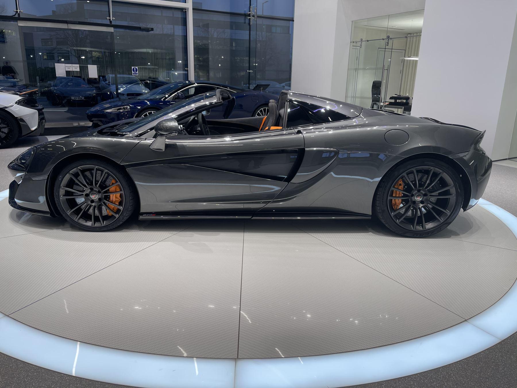 McLaren 570S Spider V8 2dr SSG image 19
