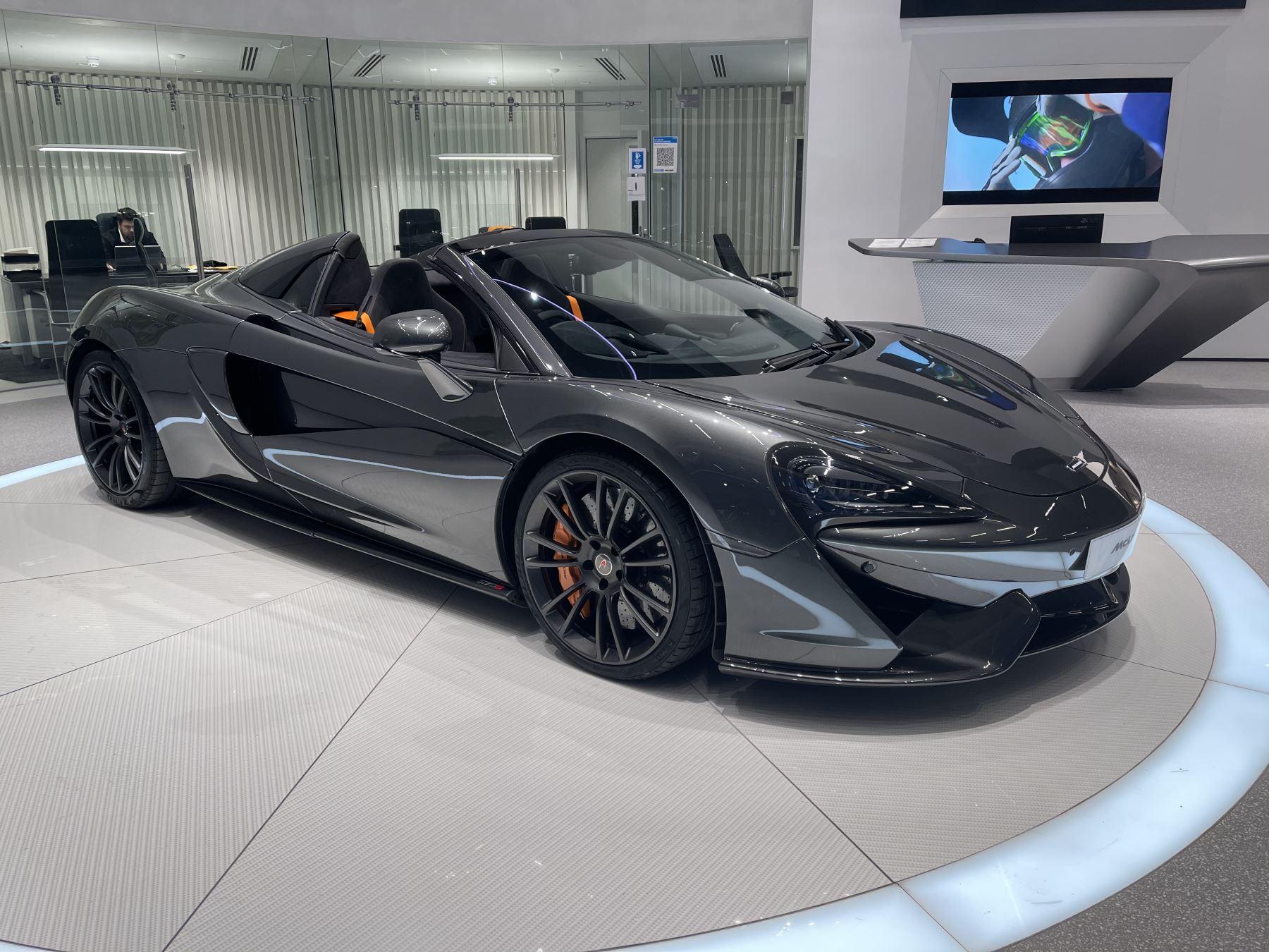 McLaren 570S Spider V8 2dr SSG image 20