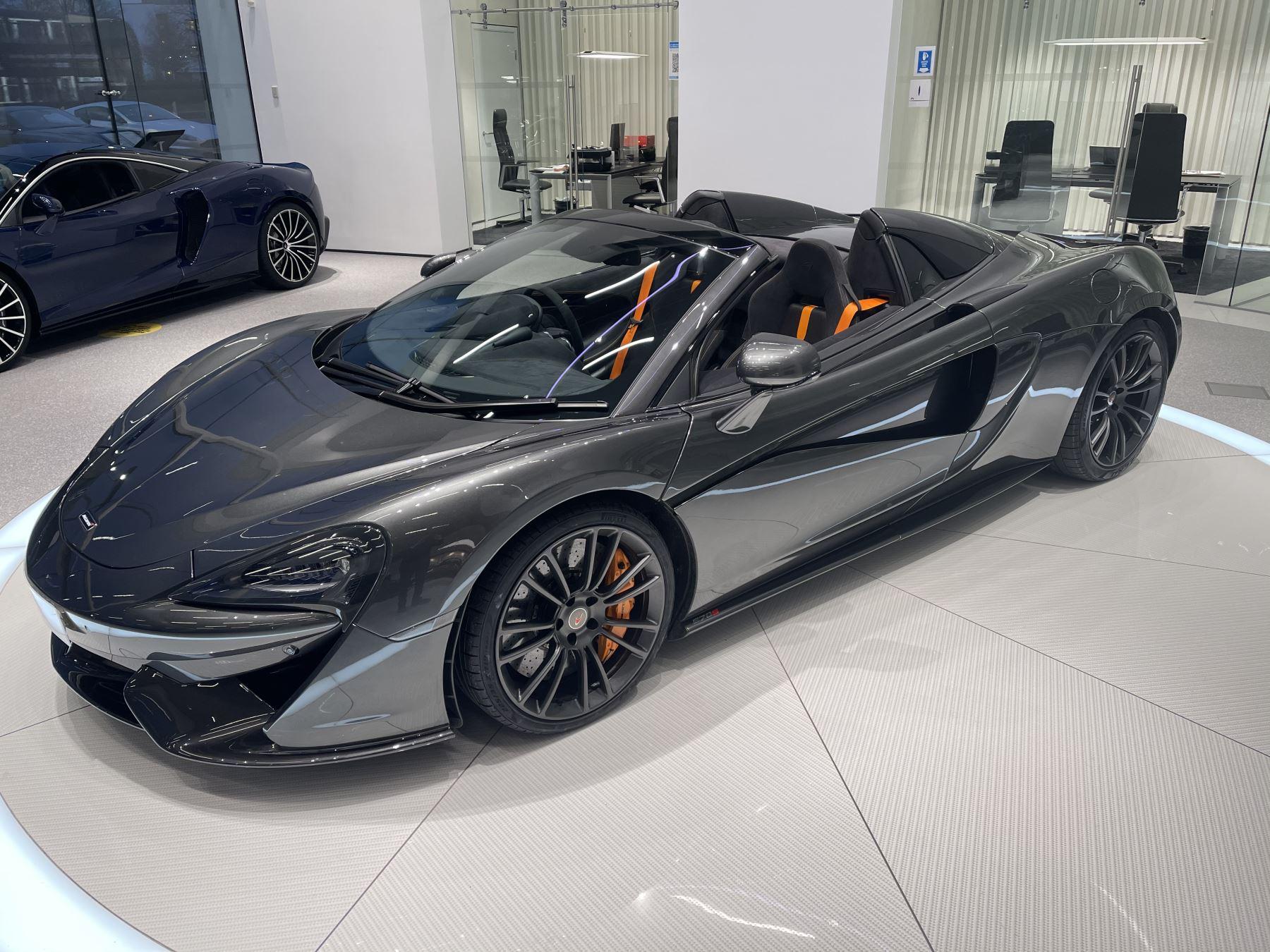 McLaren 570S Spider V8 2dr SSG image 22