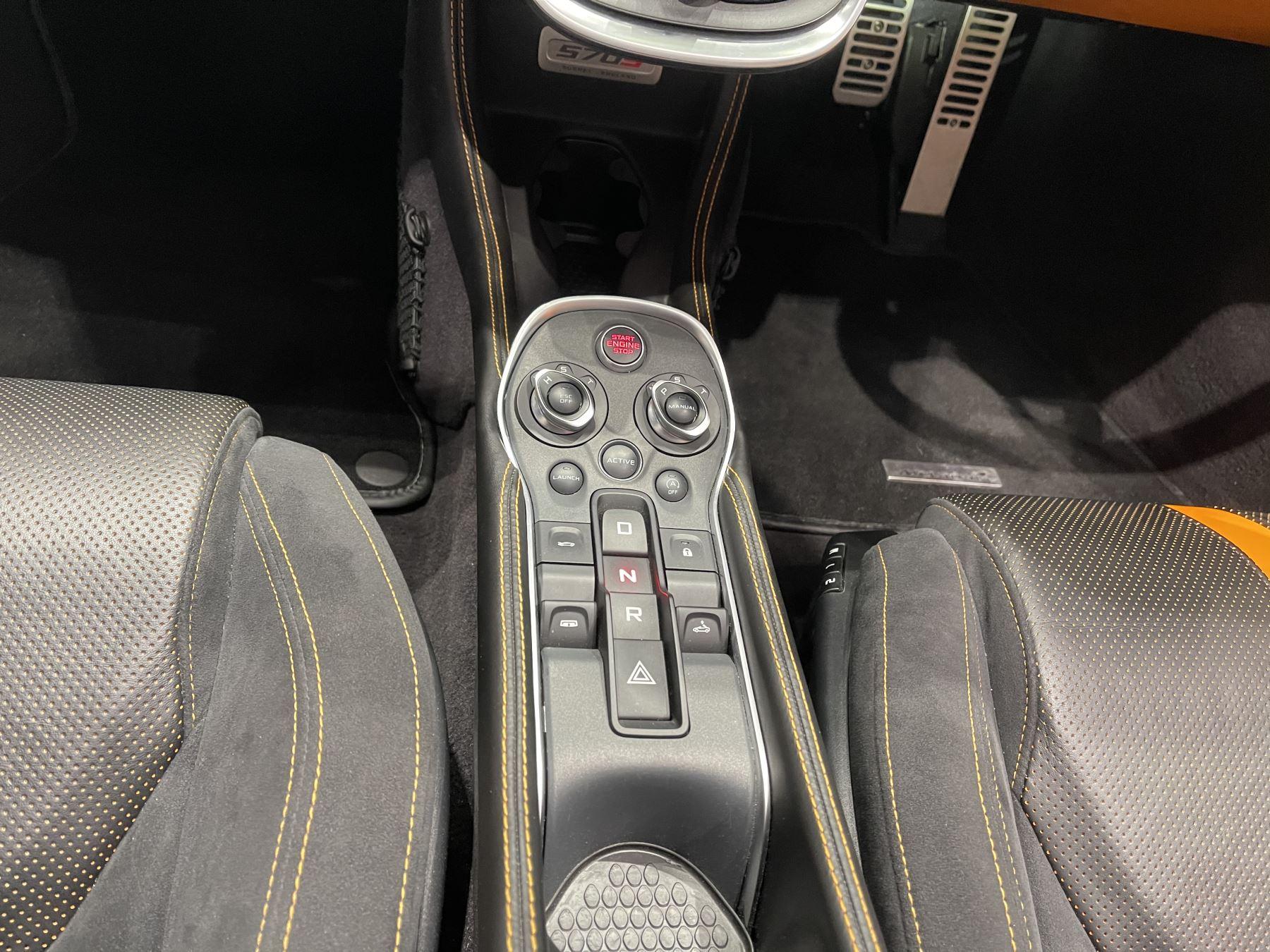McLaren 570S Spider V8 2dr SSG image 27