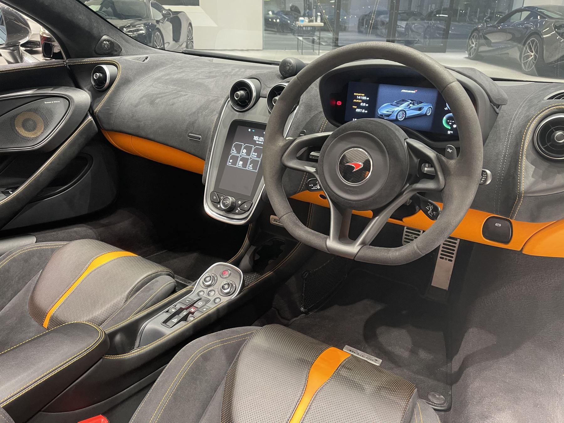 McLaren 570S Spider V8 2dr SSG image 28