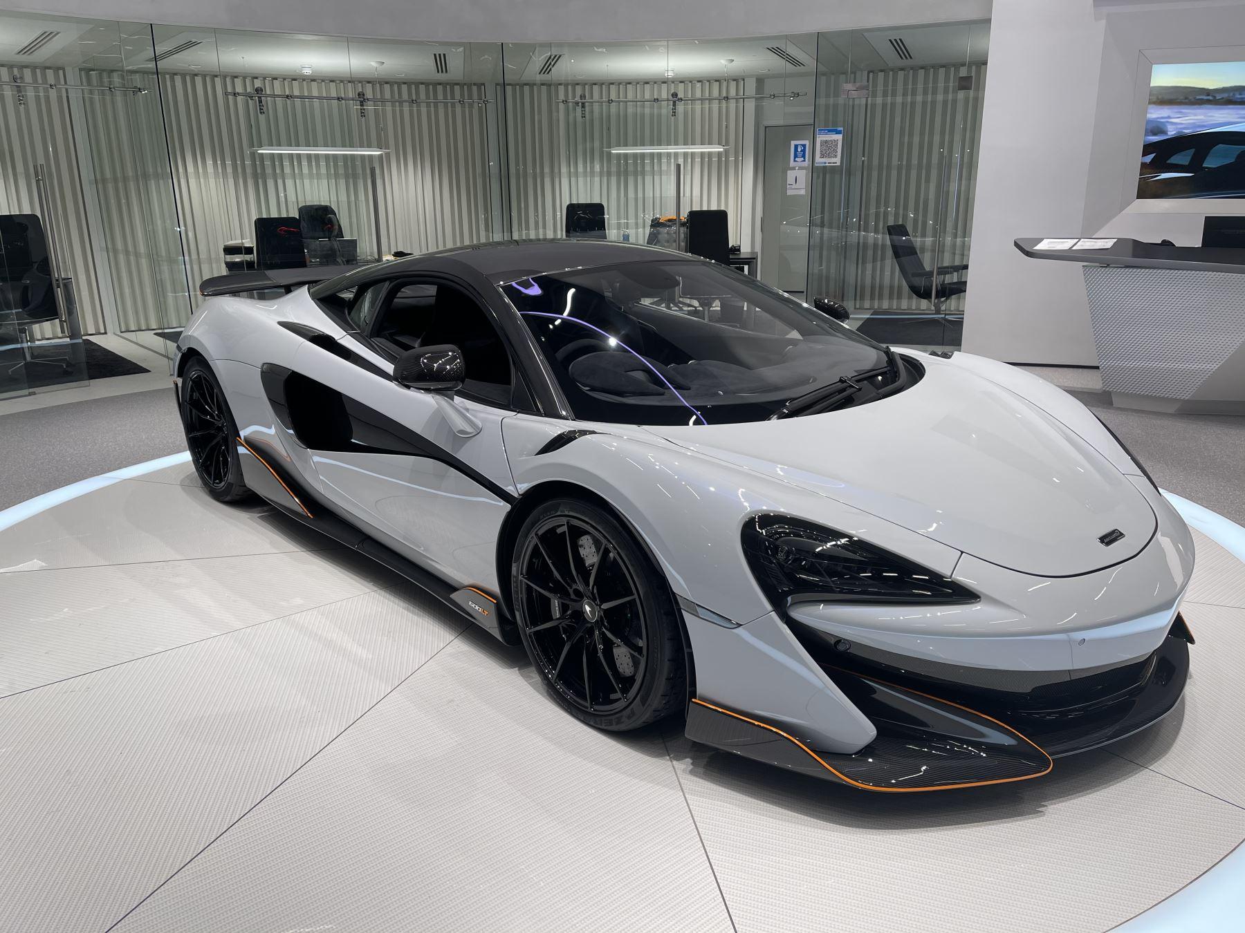 McLaren 600LT V8 2dr SSG 3.8 Automatic Coupe (2019)