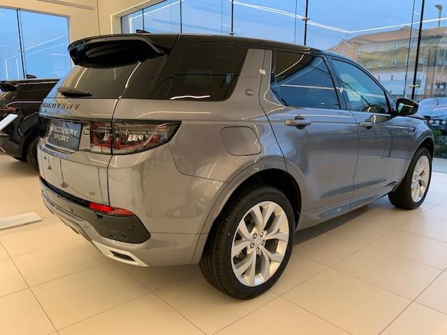 Land Rover Discovery Sport D180 RDynamic S Diesel 5 door 4x4 (2020)