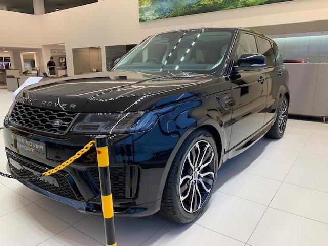 Land Rover Range Rover Sport D300 HSE Silver 3.0 Diesel Automatic 5 door 4x4 (2021)