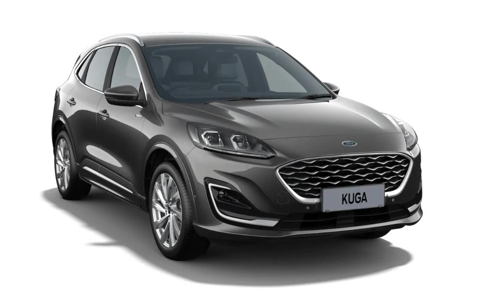 Ford All-New Kuga 2.5 FHEV Vignale 5dr CVT