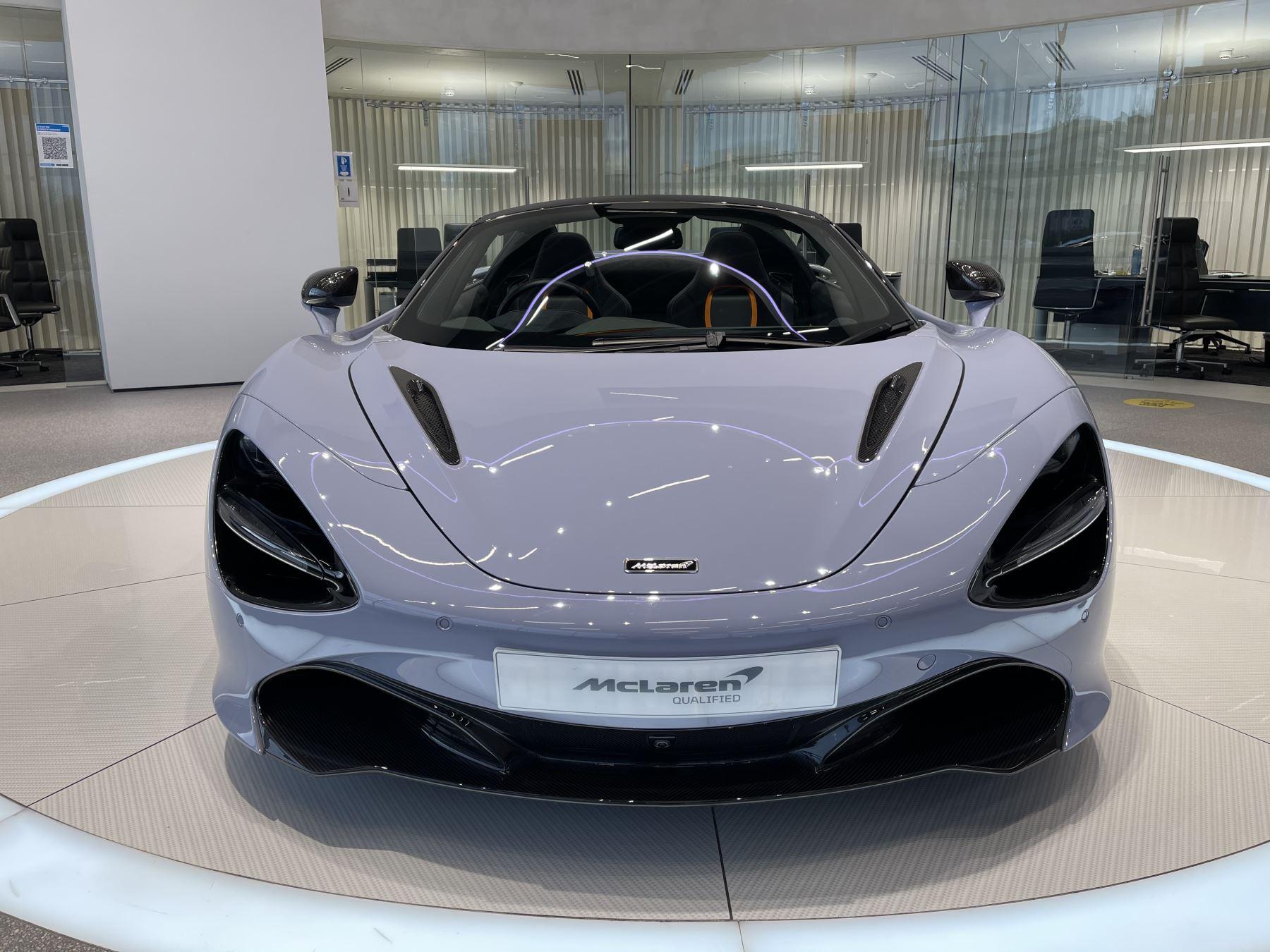 McLaren 720S Spider Performance FULL CAR PPF AND SUPERB SPEC image 2