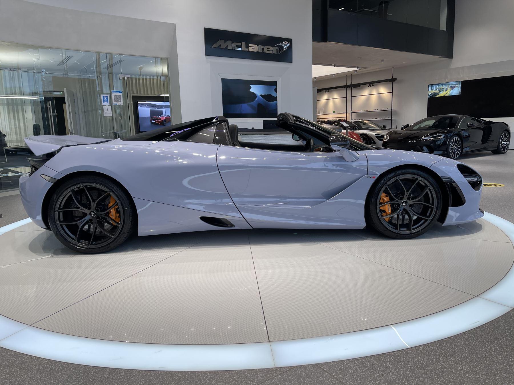 McLaren 720S Spider Performance FULL CAR PPF AND SUPERB SPEC image 5