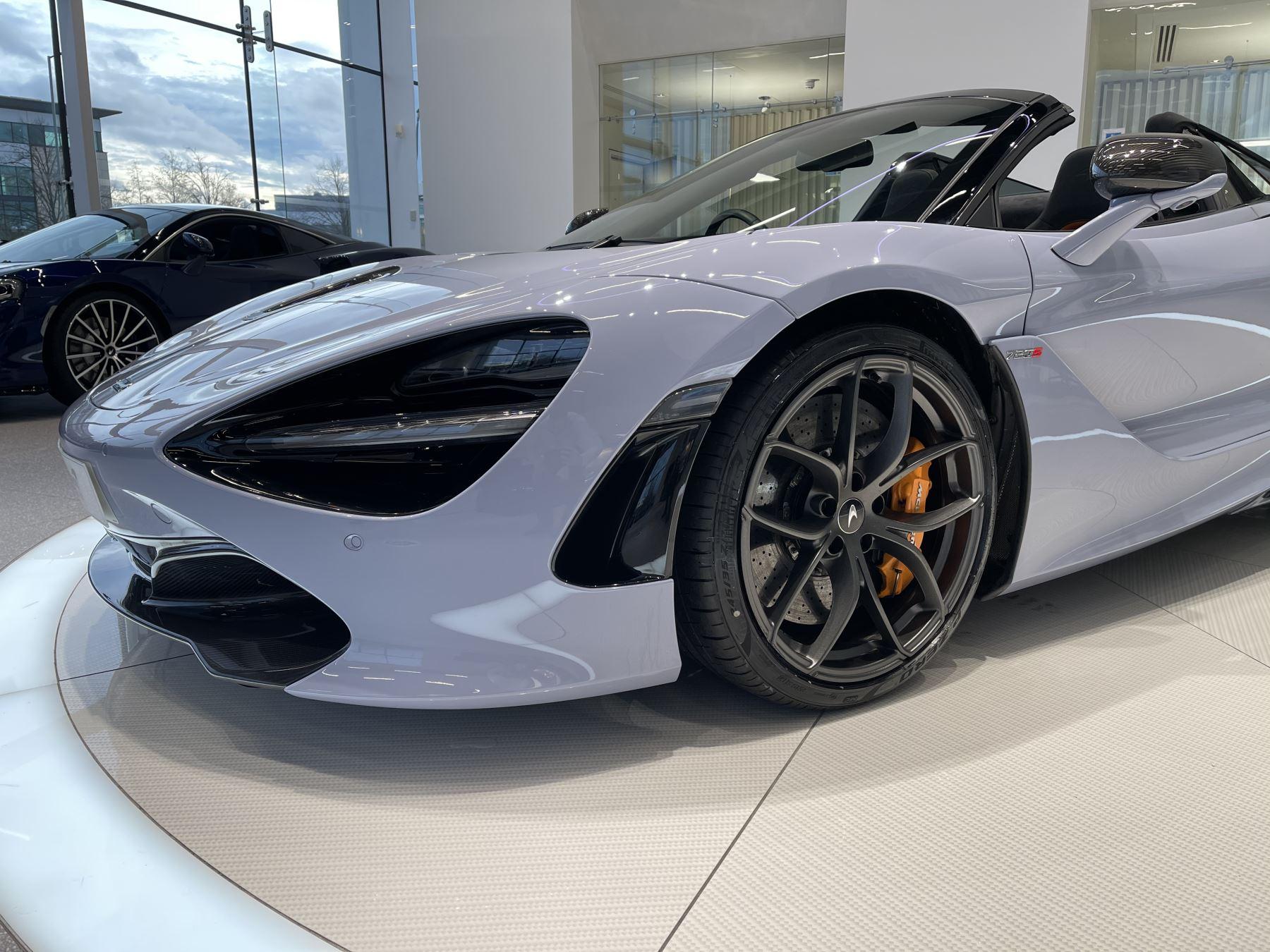 McLaren 720S Spider Performance FULL CAR PPF AND SUPERB SPEC image 11