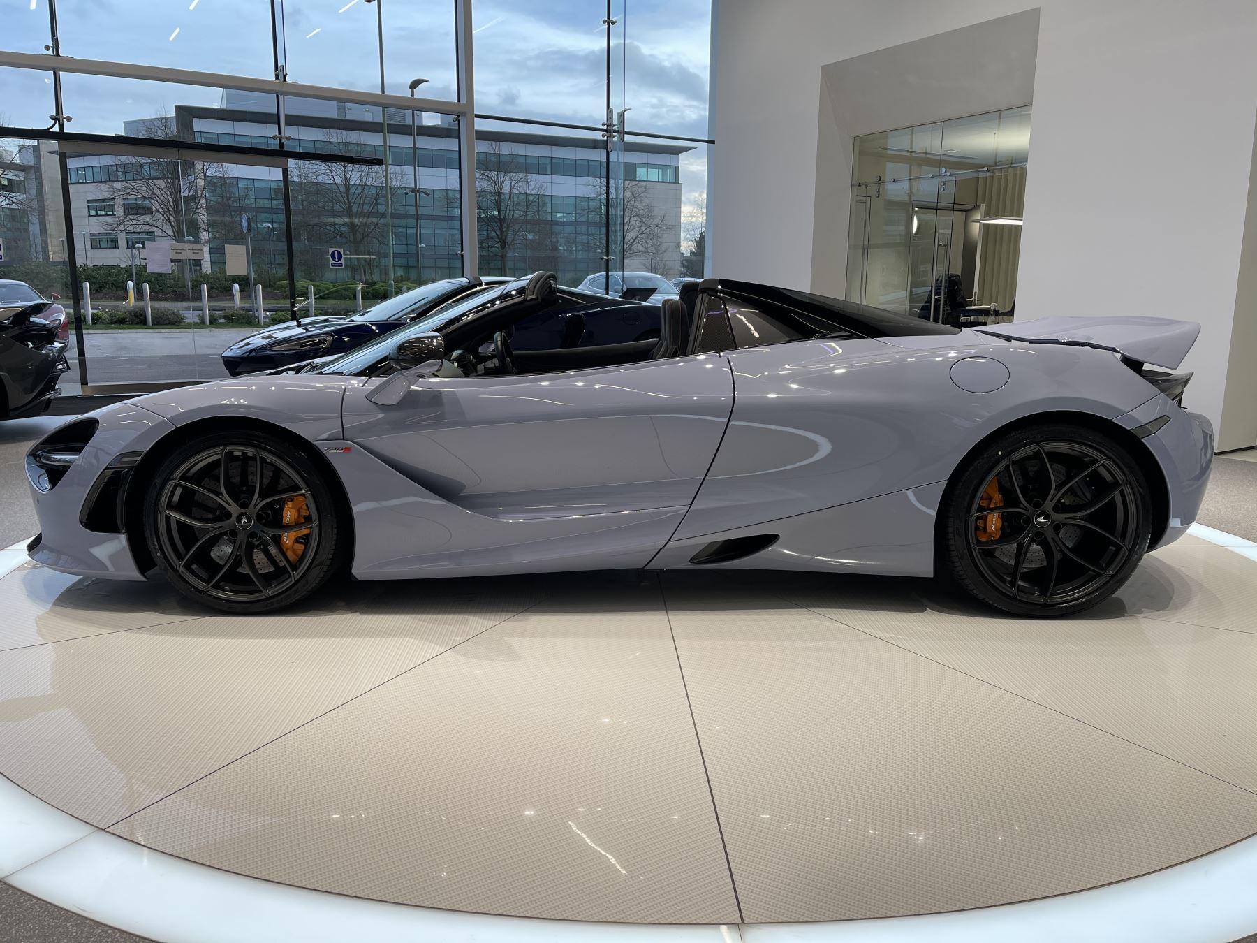 McLaren 720S Spider Performance FULL CAR PPF AND SUPERB SPEC image 17