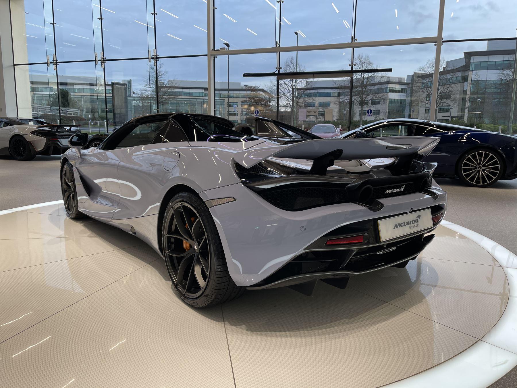 McLaren 720S Spider Performance FULL CAR PPF AND SUPERB SPEC image 21