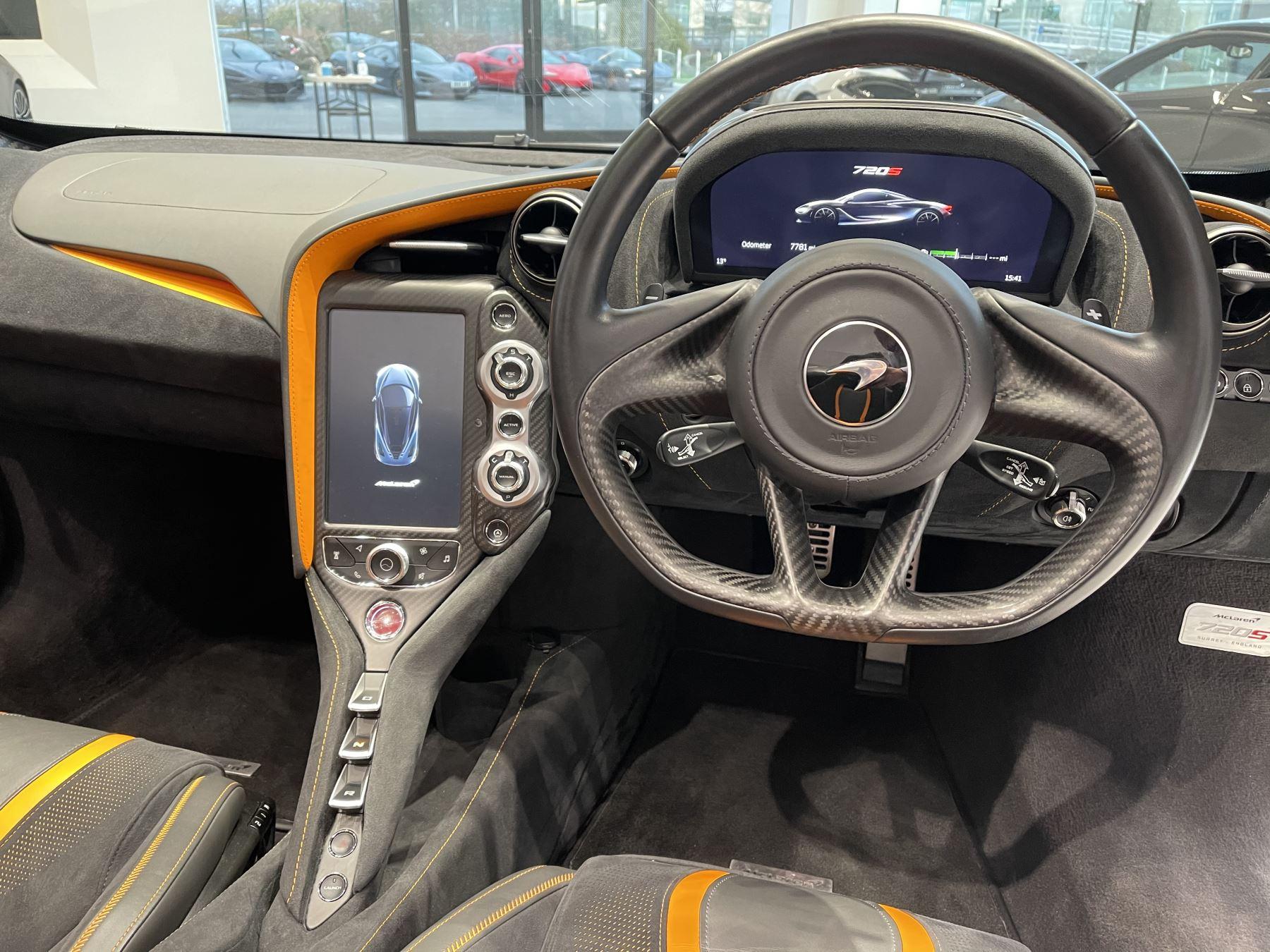 McLaren 720S Spider Performance FULL CAR PPF AND SUPERB SPEC image 27