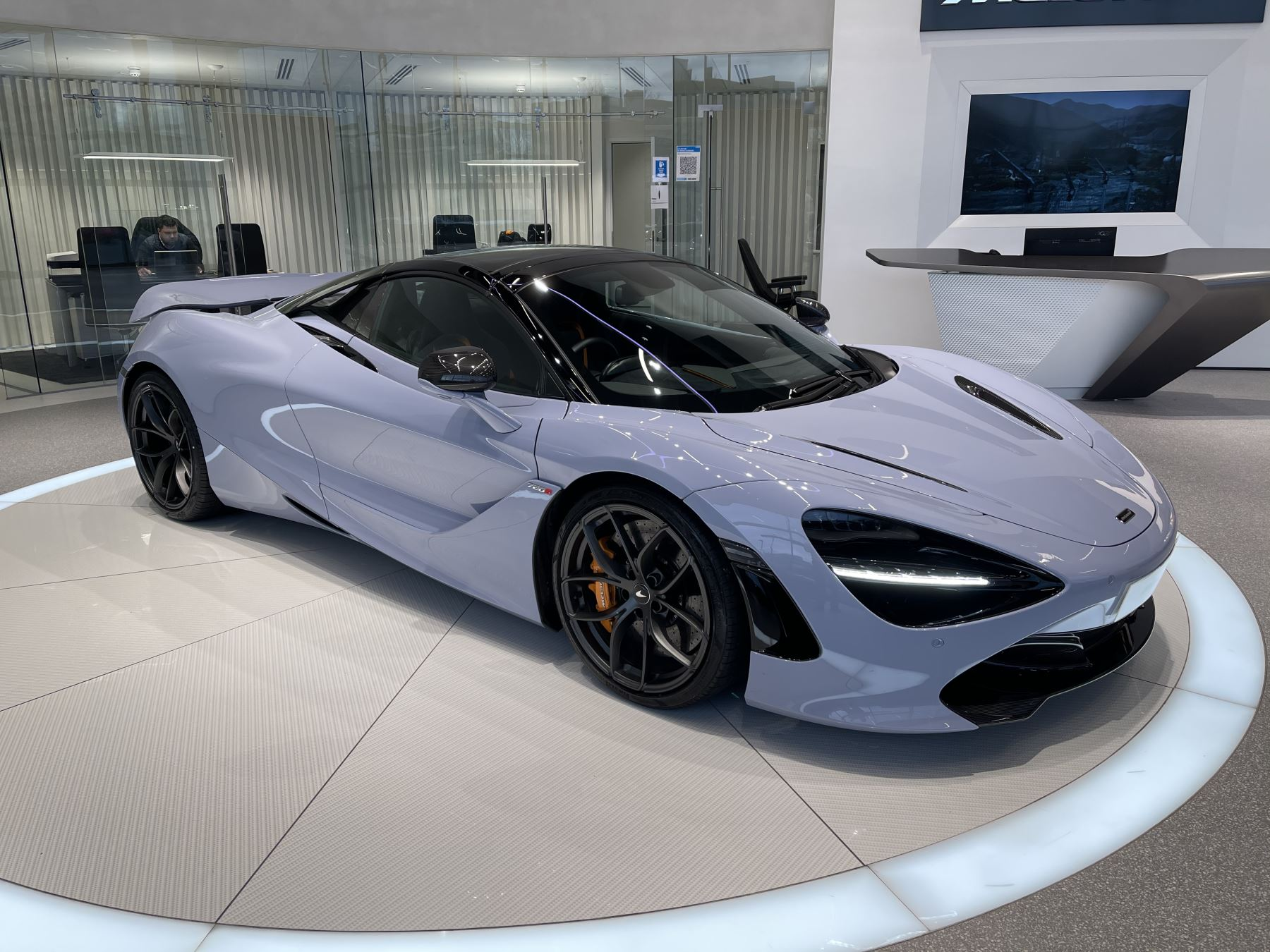 McLaren 720S Spider Performance FULL CAR PPF AND SUPERB SPEC image 32