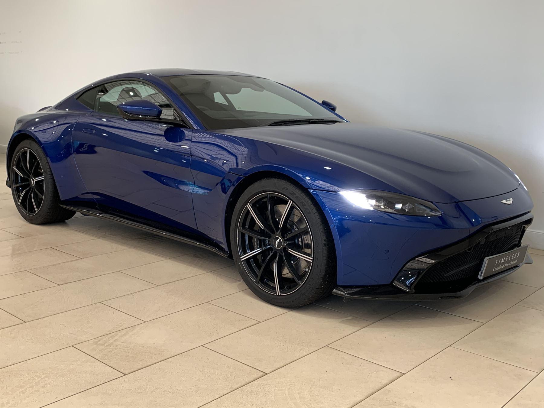Aston Martin New Vantage 2dr ZF 8 Speed image 6