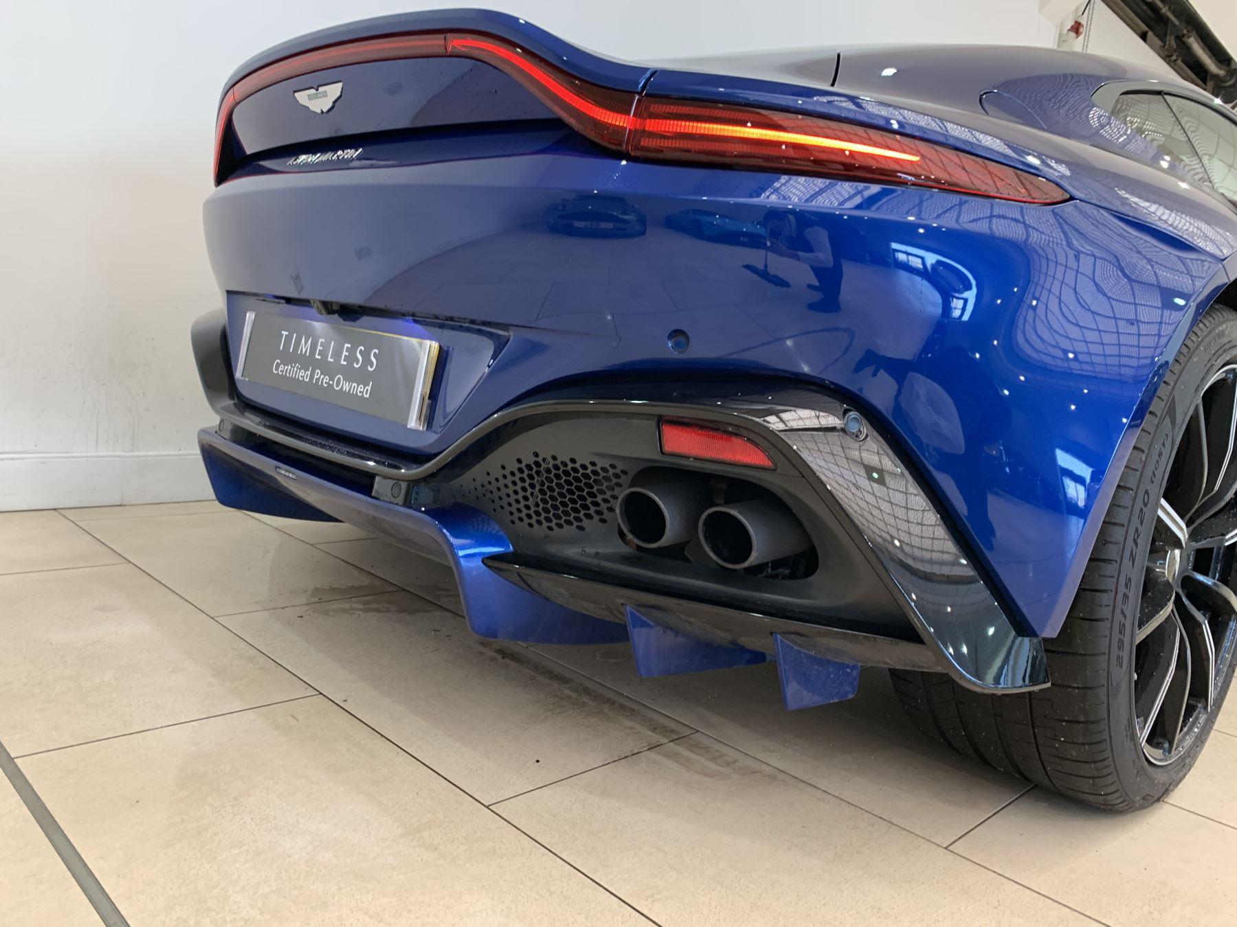 Aston Martin New Vantage 2dr ZF 8 Speed image 9