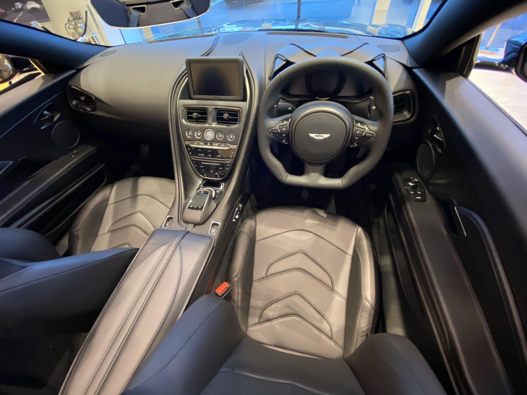 Aston Martin DBS V12 Superleggera Volante Touchtronic image 19
