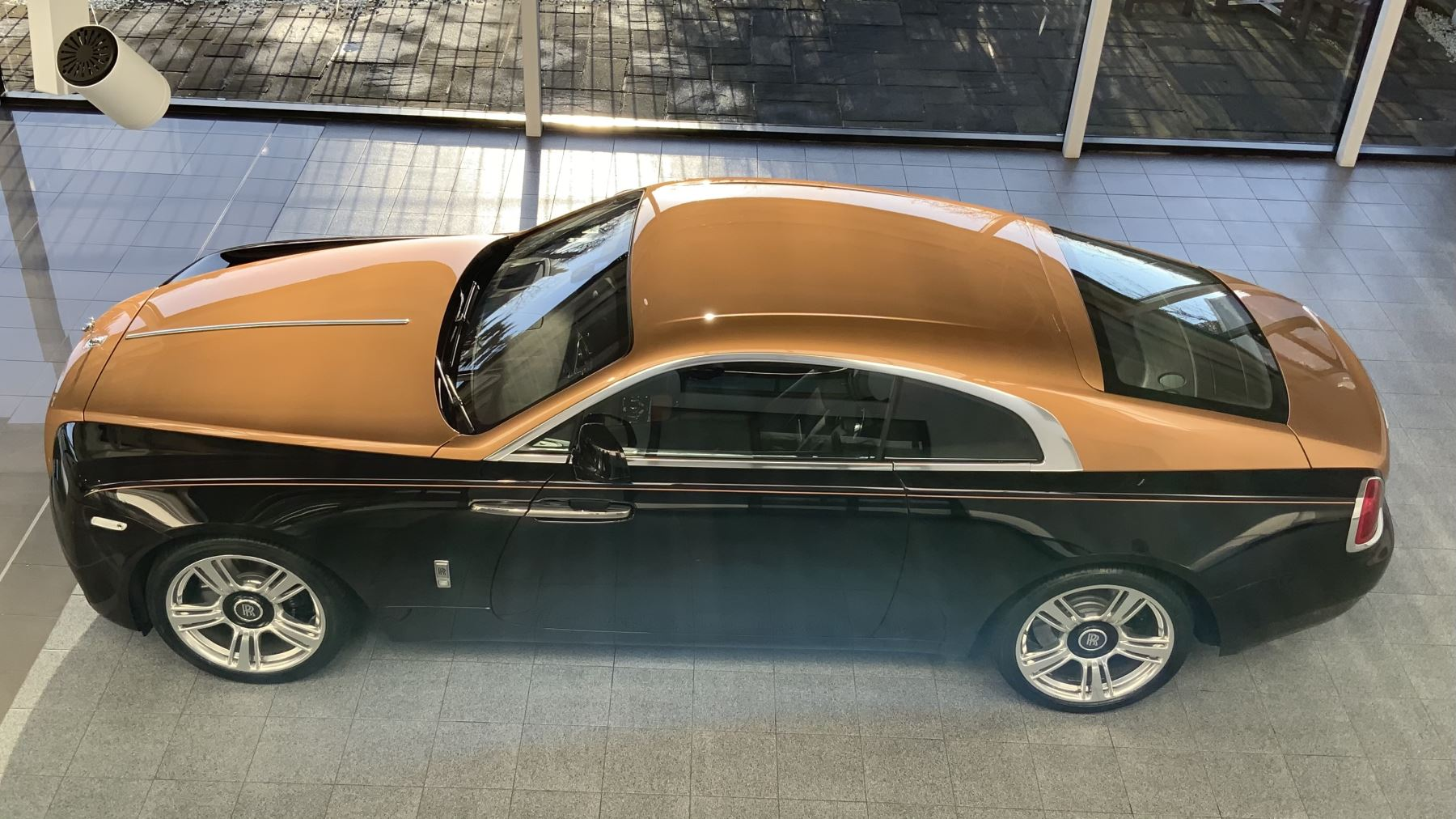 Rolls-Royce Wraith V12 6.6 Automatic 2 door Coupe (2016) image