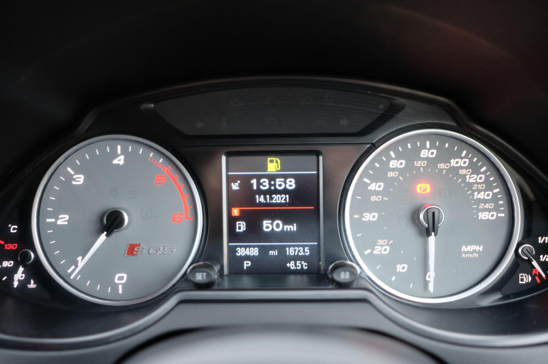 Audi Q5 SQ5 Plus Quattro 5dr Tip - Adaptive cruise control image 19