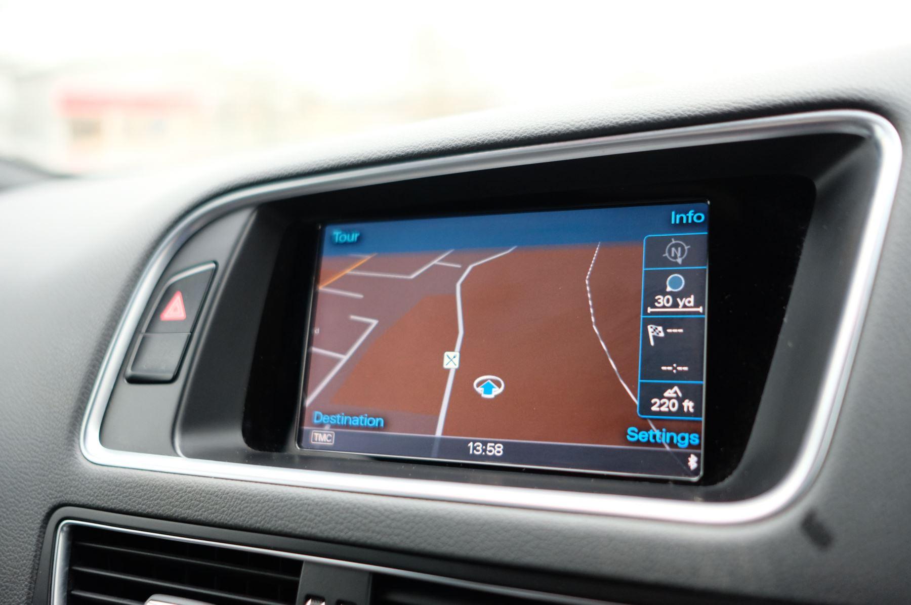 Audi Q5 SQ5 Plus Quattro 5dr Tip - Adaptive cruise control image 20