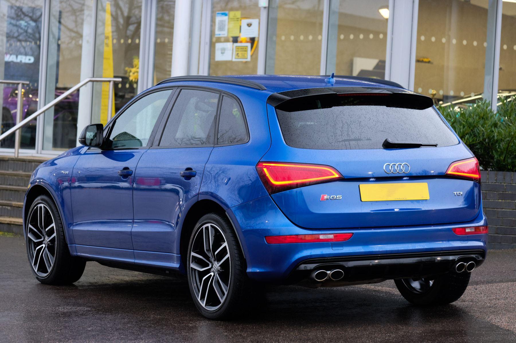 Audi Q5 SQ5 Plus Quattro 5dr Tip - Adaptive cruise control image 6