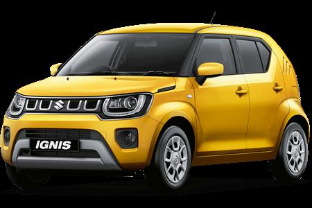 Suzuki Ignis 1.2 Dualjet 12V Hybrid SZ3 5dr