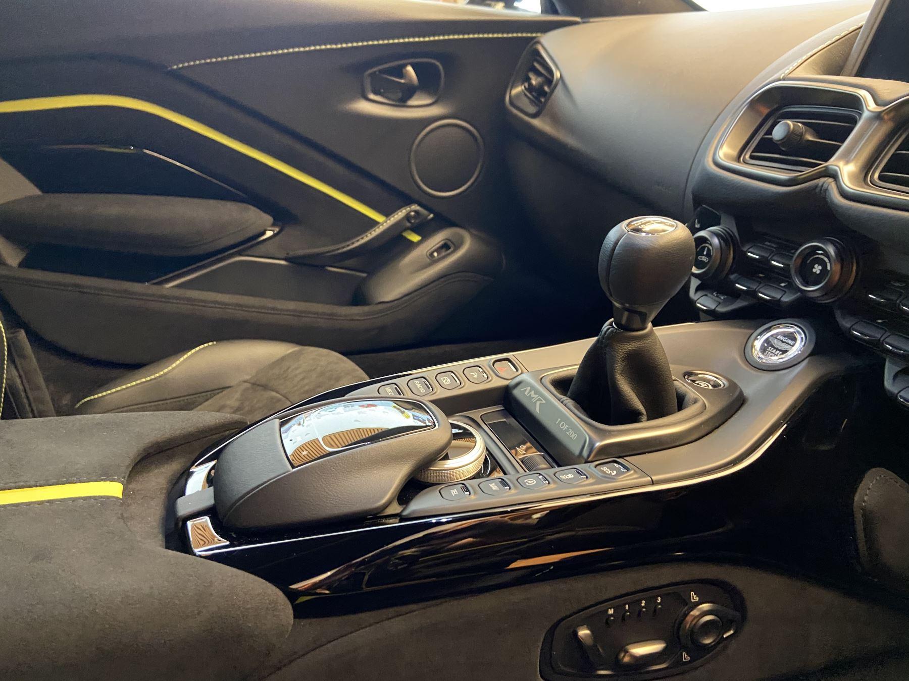 Aston Martin New Vantage AMR Hero Edition  image 15