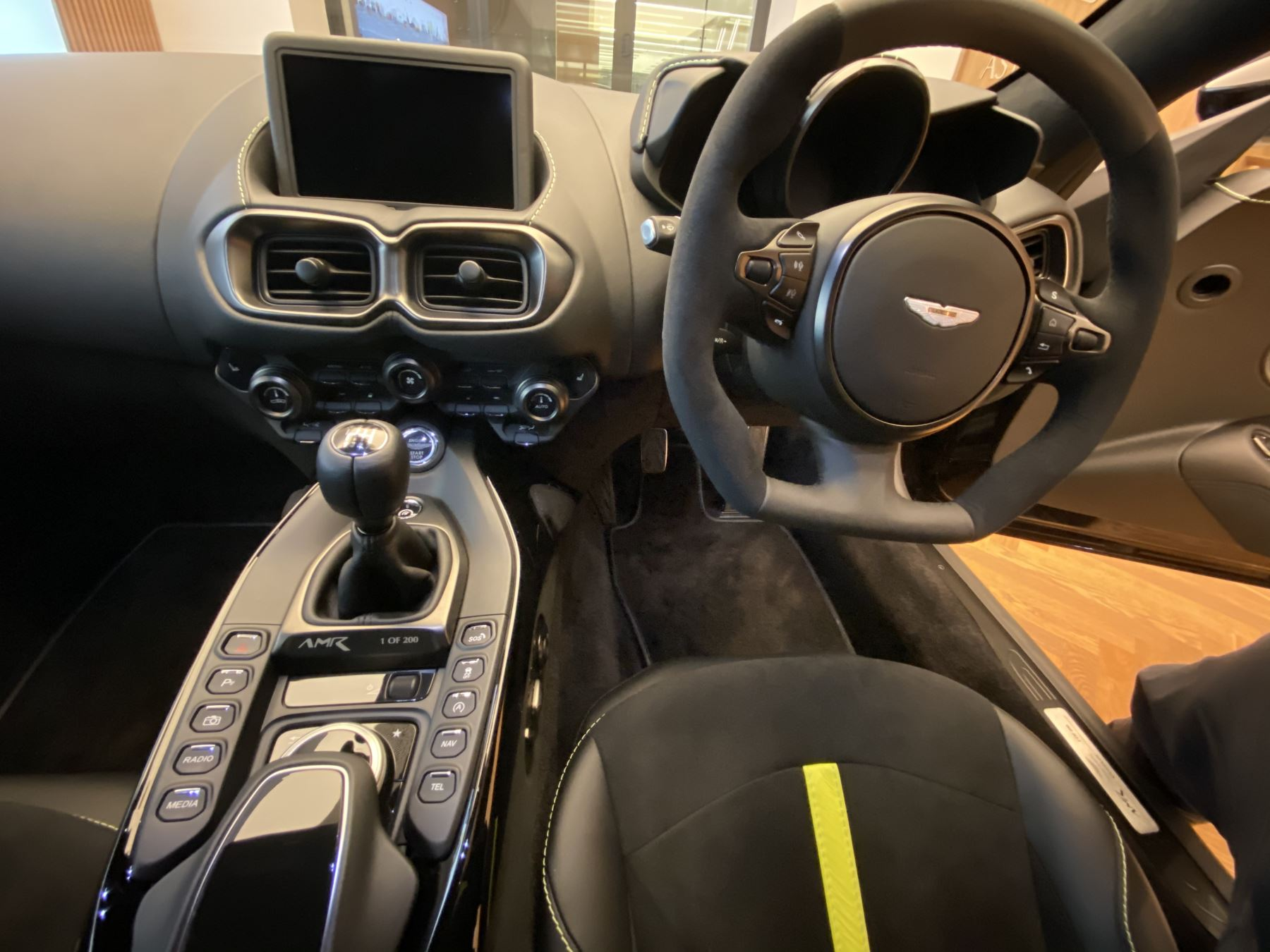Aston Martin New Vantage AMR Hero Edition  image 23