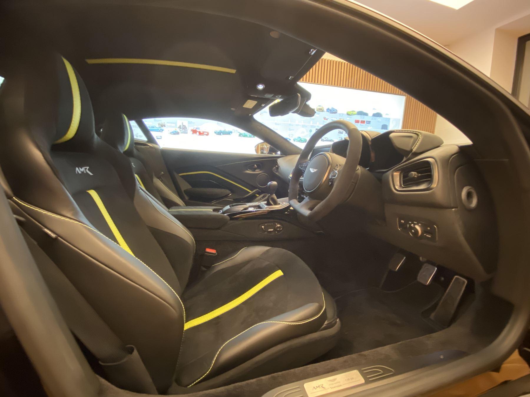 Aston Martin New Vantage AMR Hero Edition  image 25