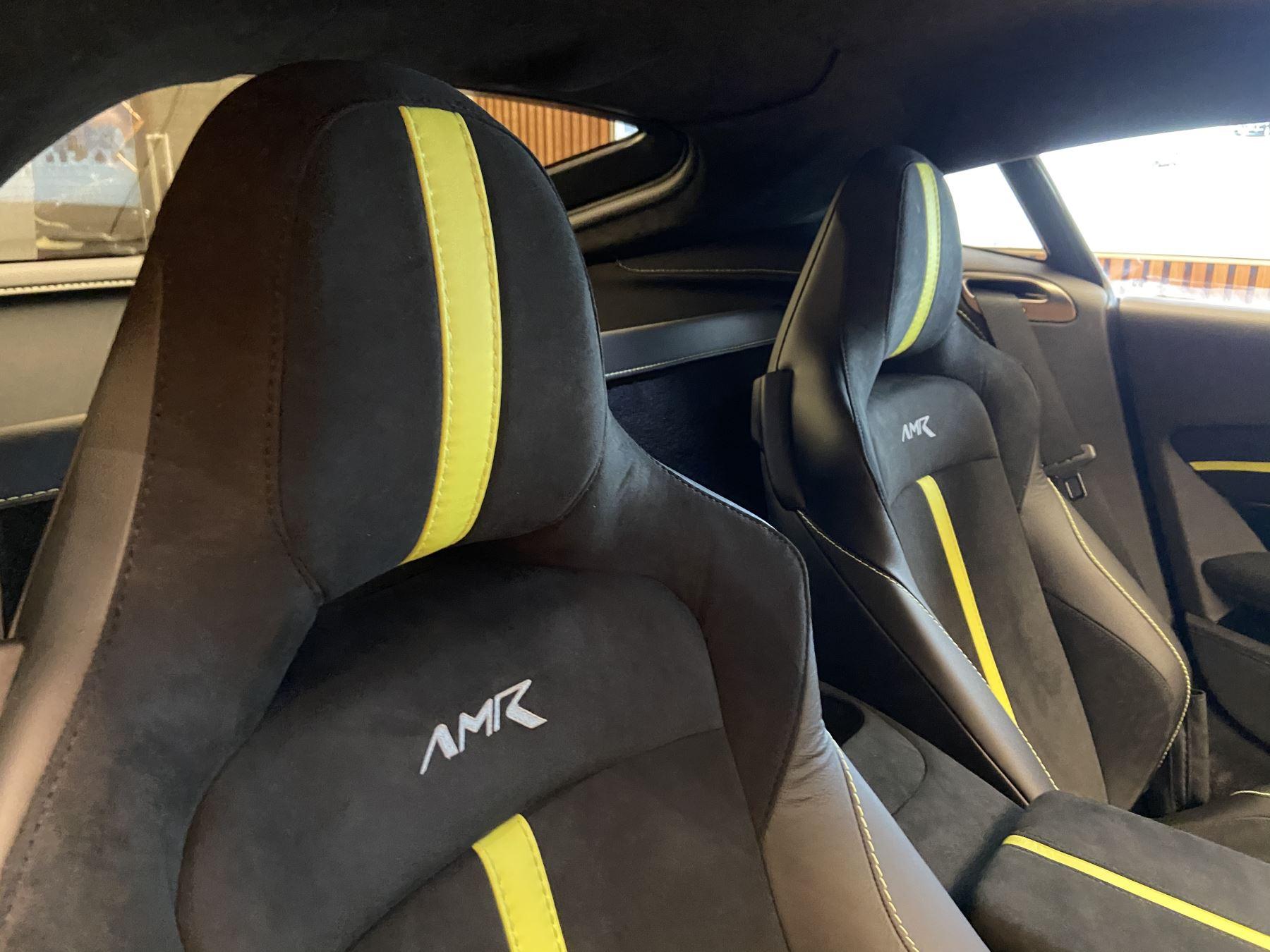 Aston Martin New Vantage AMR Hero Edition  image 26