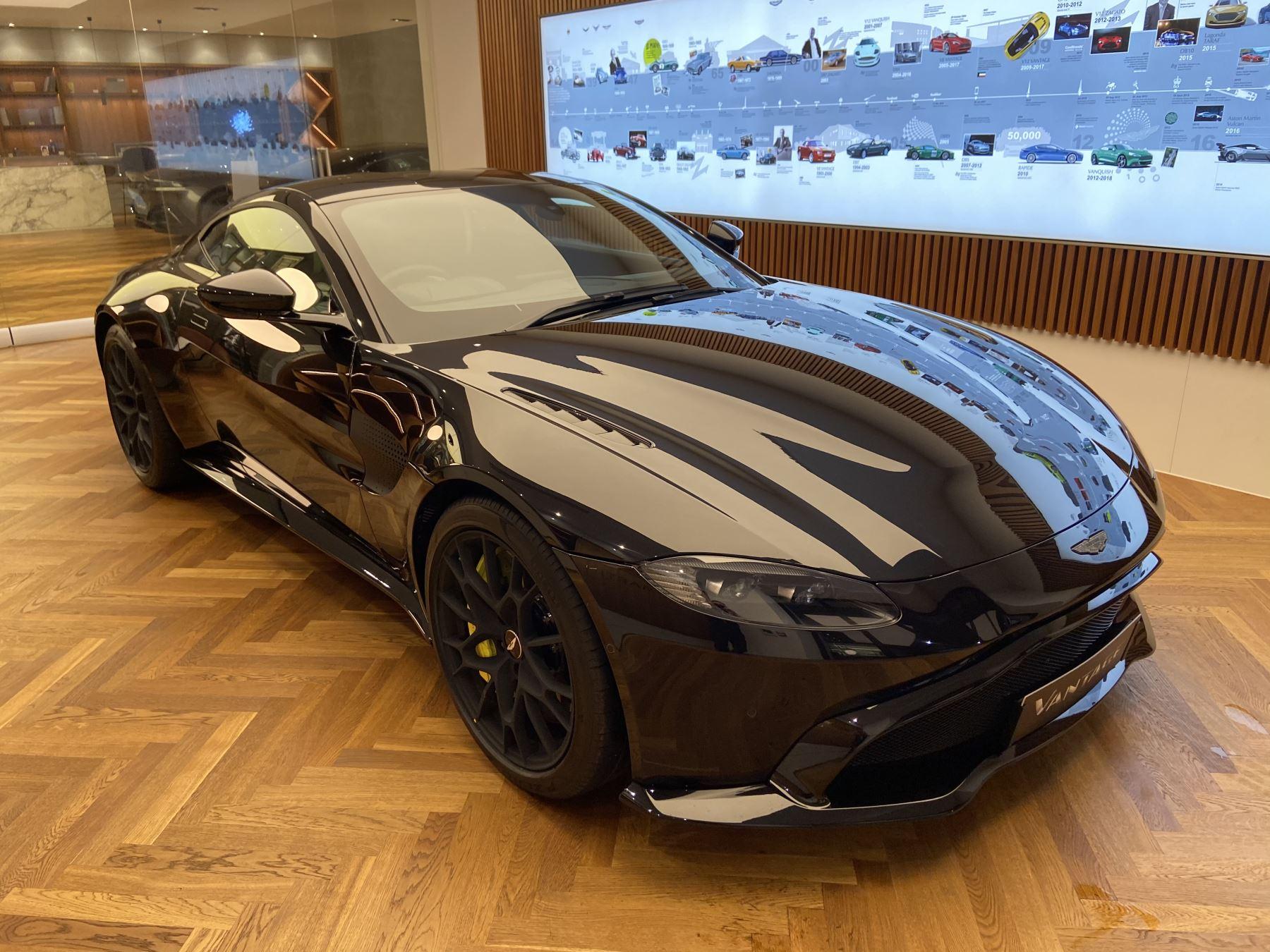 Aston Martin New Vantage AMR Hero Edition  image 2
