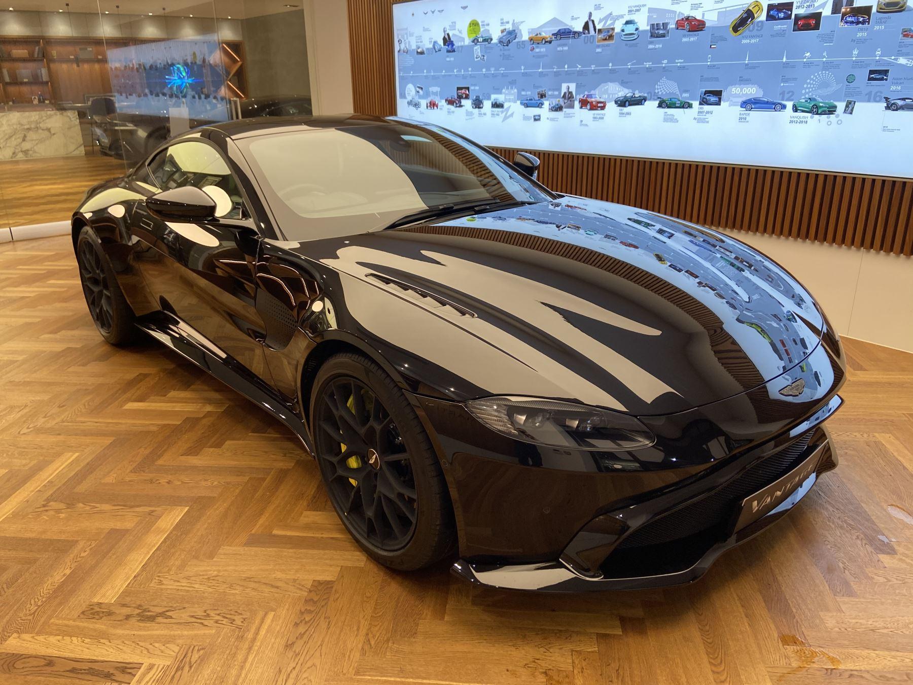 Aston Martin New Vantage AMR Hero Edition  image 4