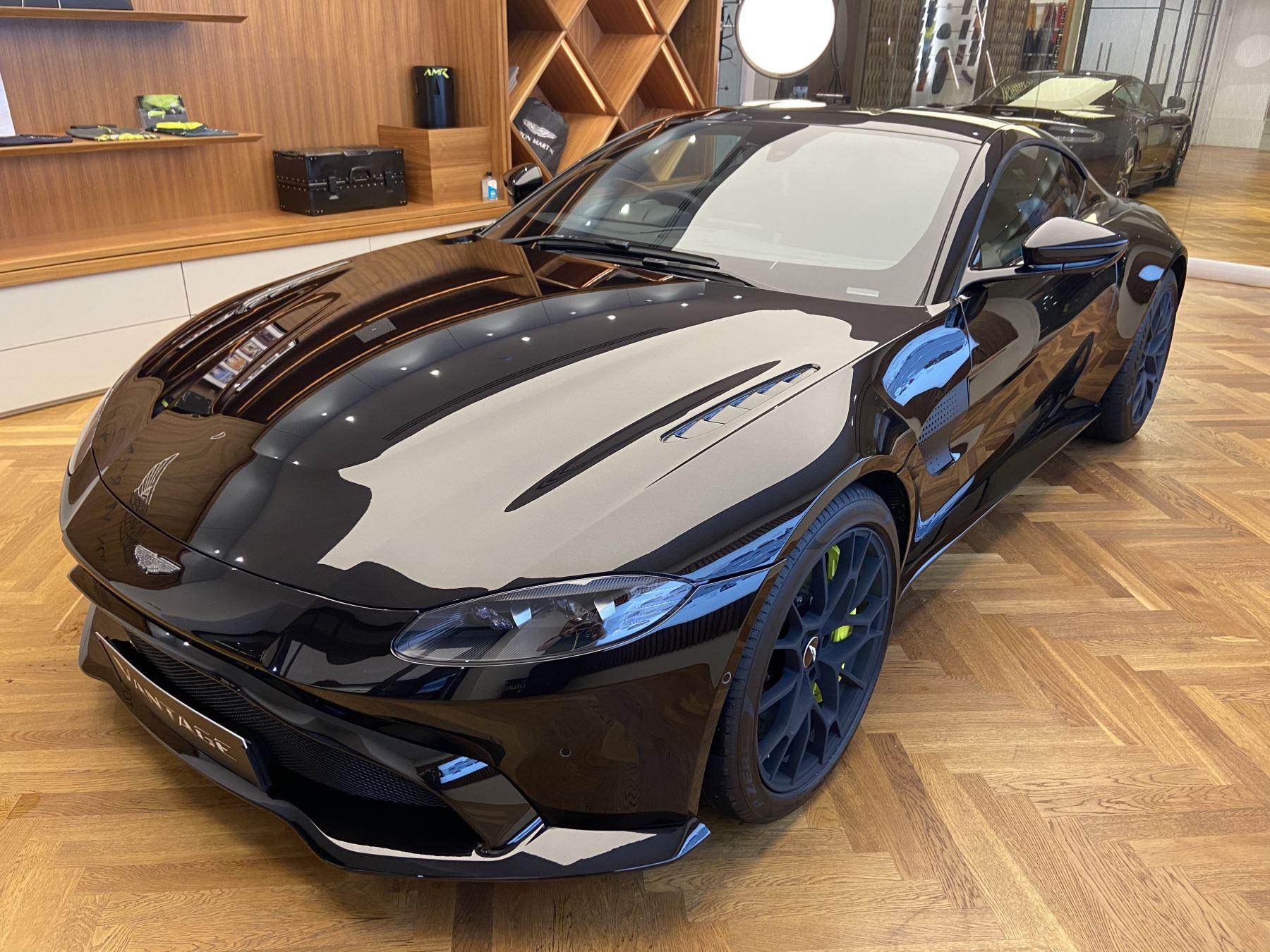 Aston Martin New Vantage AMR Hero Edition  image 16