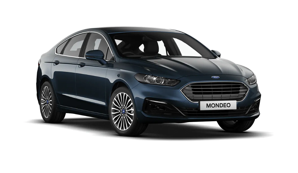 Ford Mondeo 2.0 EcoBlue 190 Titanium Edition 5dr Powershift