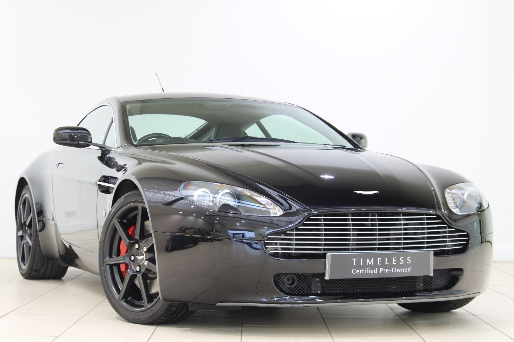 Aston Martin V8 Vantage Coupe MANUAL 2dr 4.3 3 door Coupe (2006)