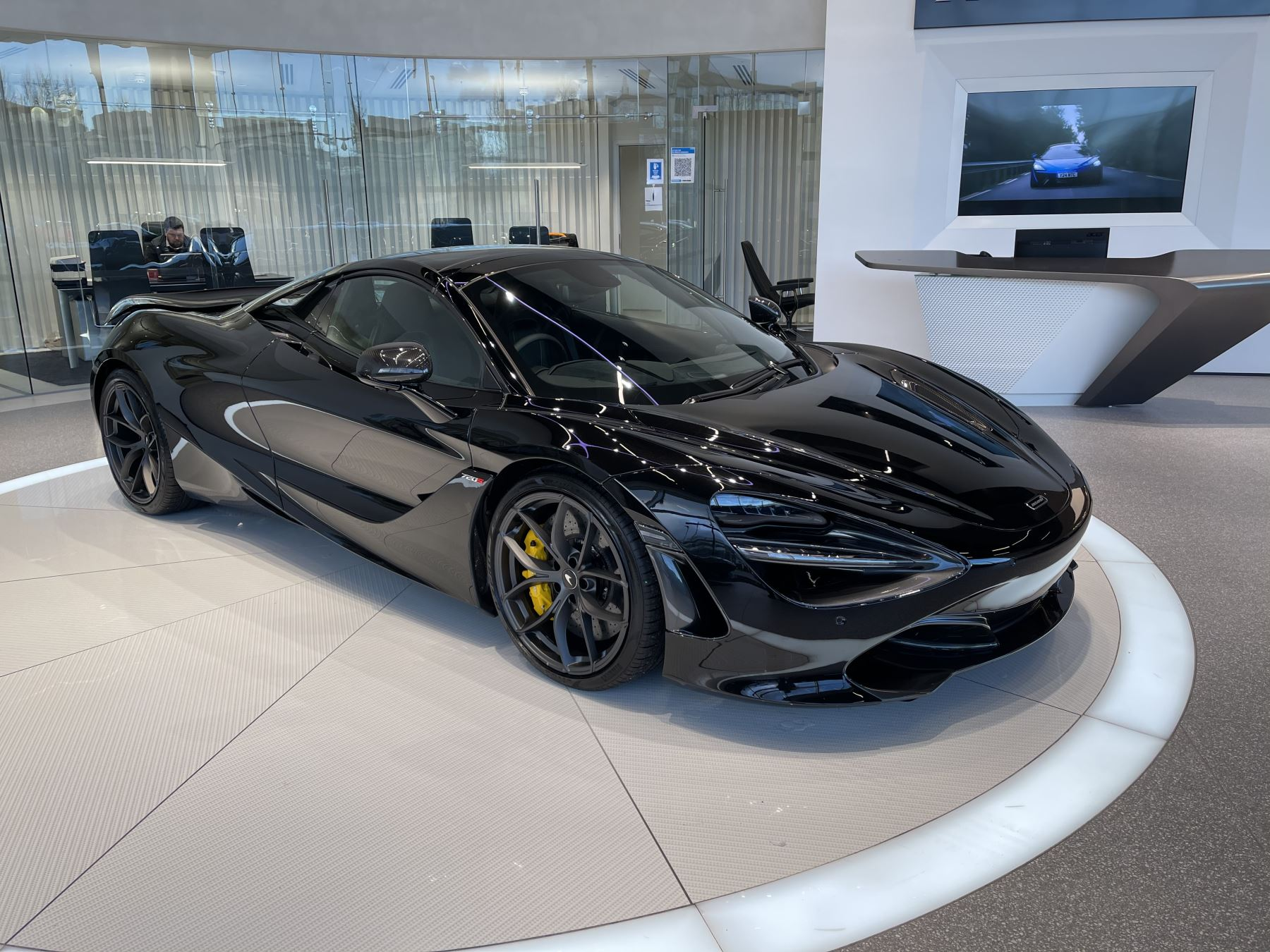 McLaren 720S Spider 4.V8 2 DR PERFORMANCE 4.0 Automatic 2 door Convertible