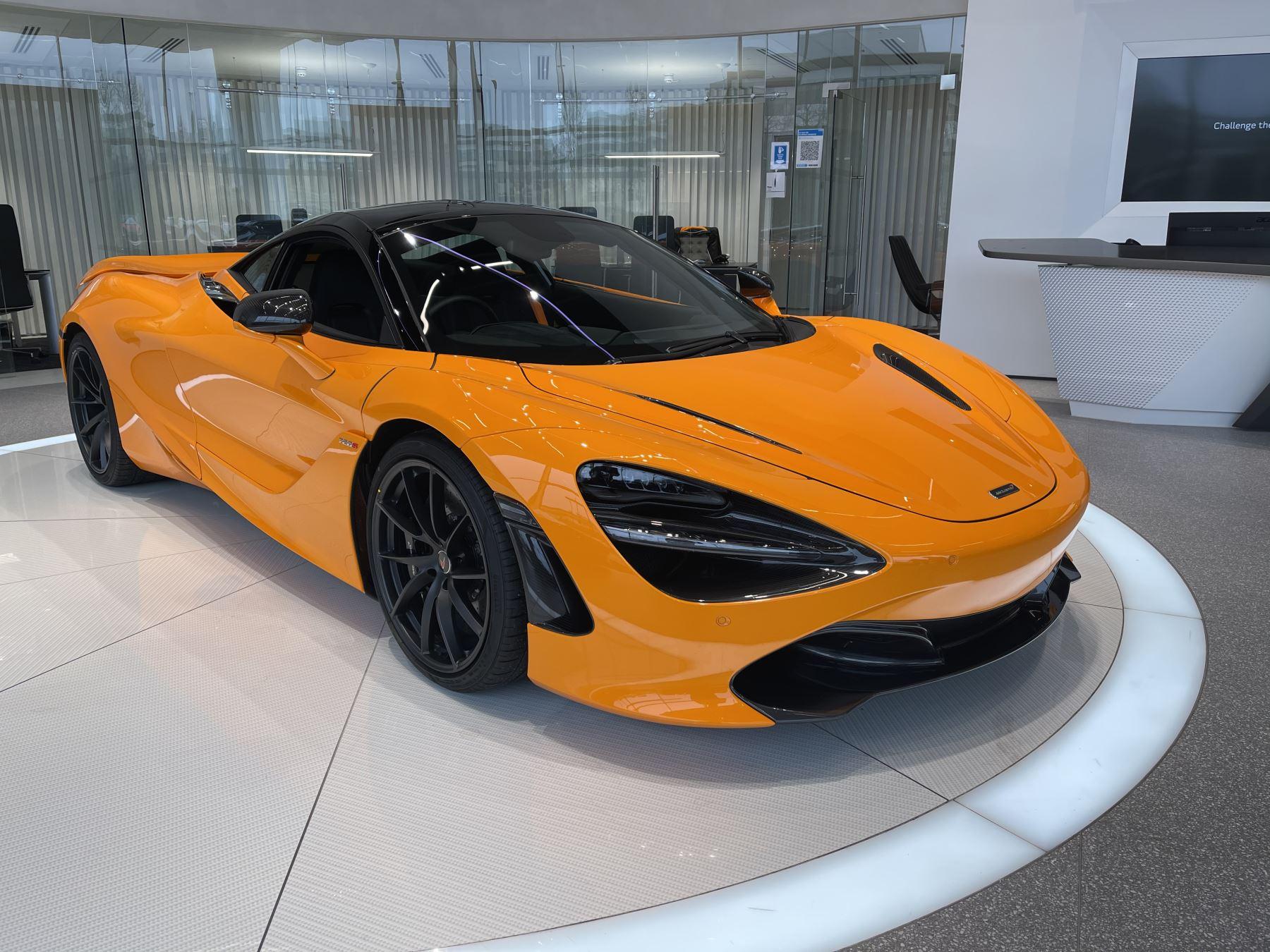 McLaren 720S V8 2dr SSG PERFORMANCE 4.0 Automatic Coupe (2018 )