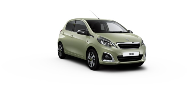 Peugeot 108 1.0 72 Collection TOP 5dr