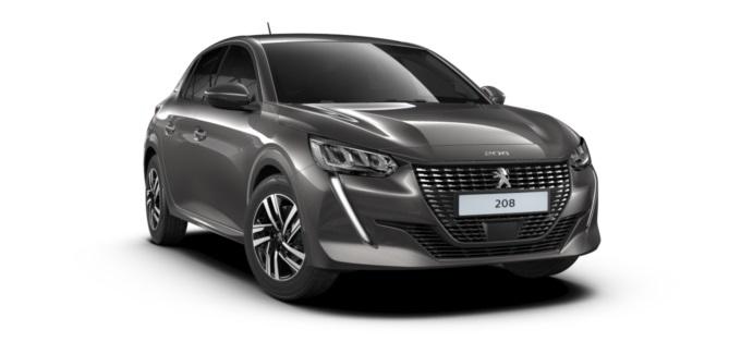 Peugeot 208 1.2 PureTech 100 Active Premium 5dr