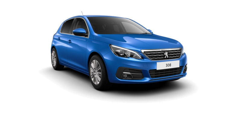 Peugeot 308 1.5 BlueHDi 130 Allure 5dr [Digital i-Cockpit]
